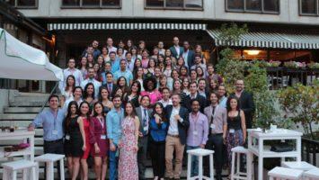 80 jóvenes de 17 países se dan cita en Madrid para dialogar en torno a la realidad y perspectivas de futuro de iberoamérica