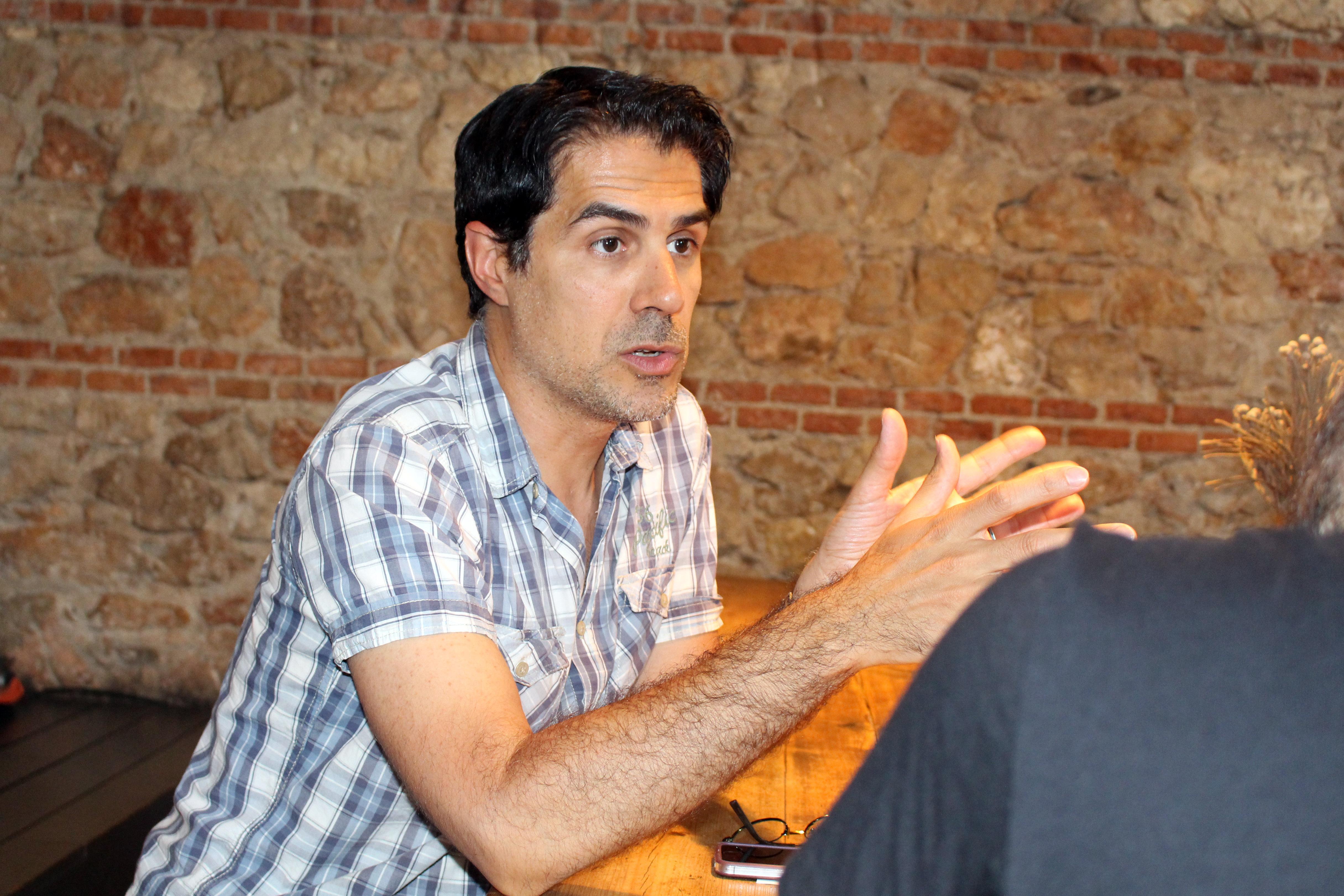 Diego Sabanés 2