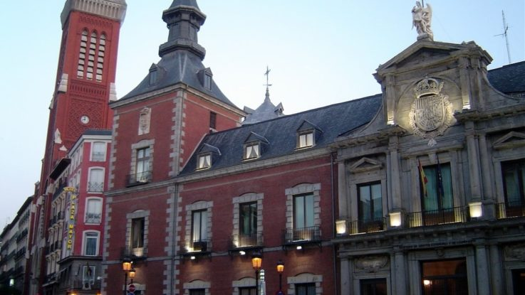 Reorganizacion Interna Del Ministerio De Exteriores De Espana