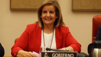 Fatima Bañez, ministra de Empleo.