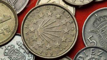 El Camino de Santiago tendrá representación en moneda de 2 euros.