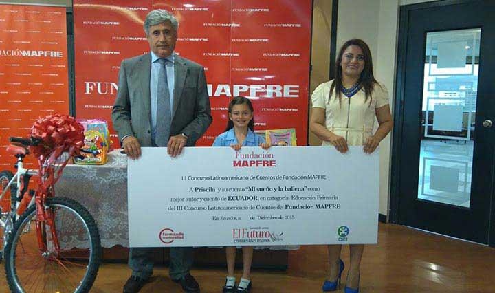 Concurso cuentos, Fundación Mapfre.