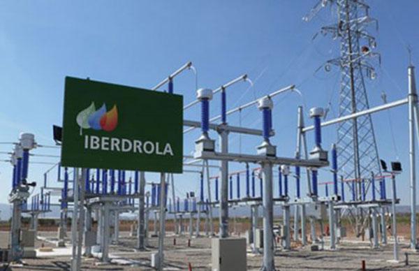 Iberdrola, distribución Eléctrica.