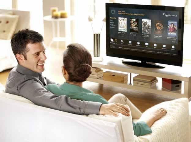 Consumo de televisión en España.