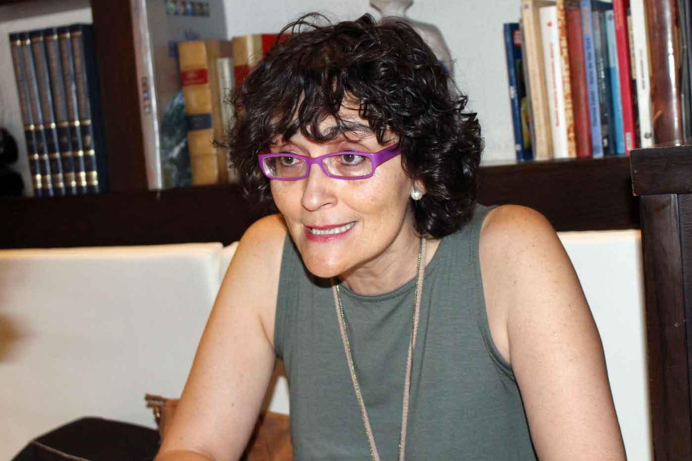 Mónica Lalanda, Ilustradora, escritora y médico.