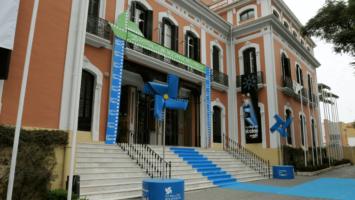 Casa de Colón, ayuntamiento de Huelva.