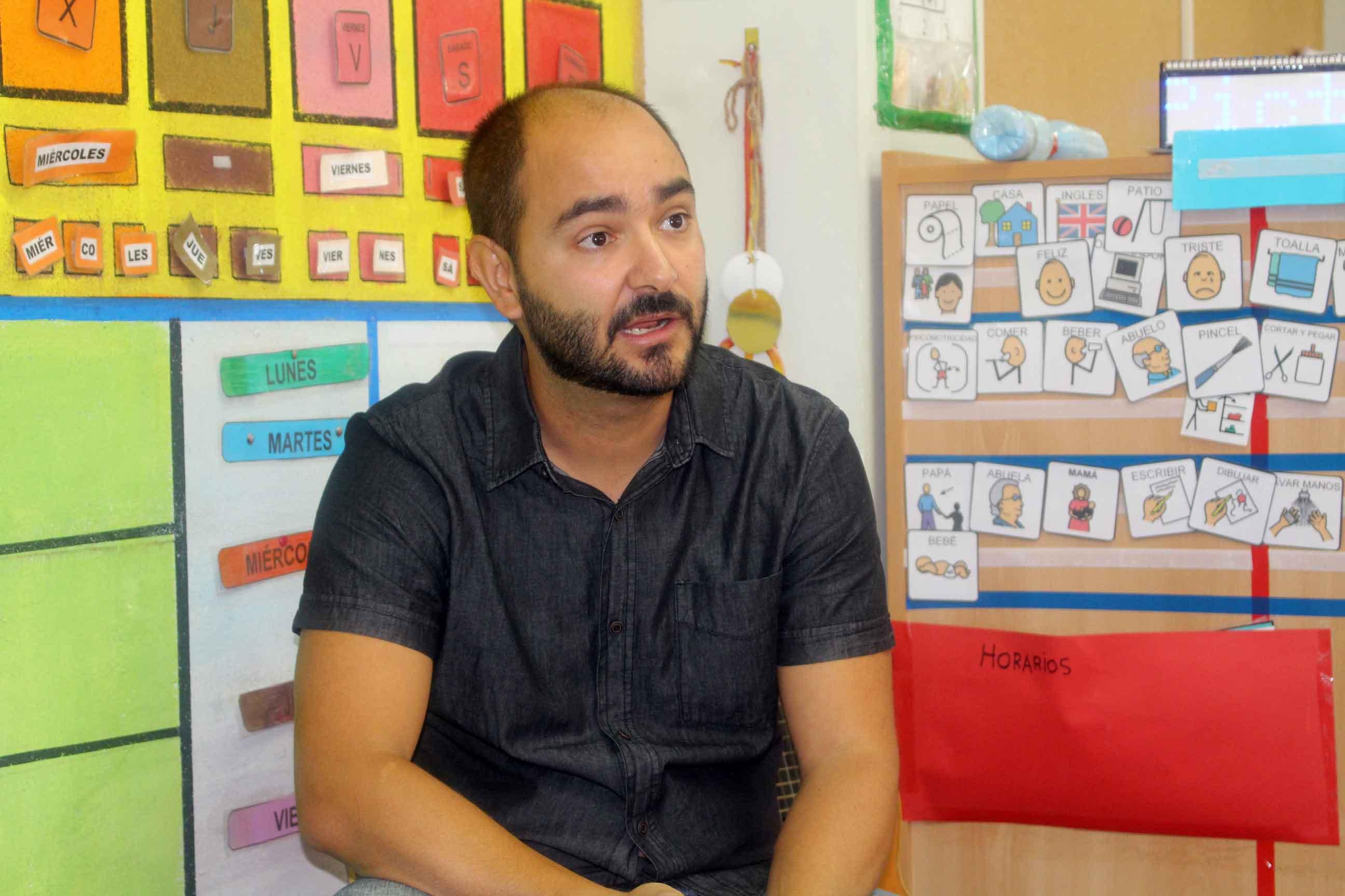 Andrés Collazos Díaz nos habla de su creación.