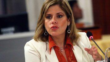 Mercedes Aráoz, presidenta del Consejo de Ministros en Perú.