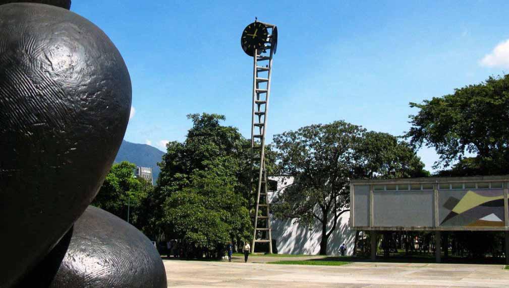 Universidad Central de Venezuela, Caracas.