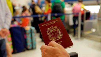 Solicitud de asilo en España de venezolanos.