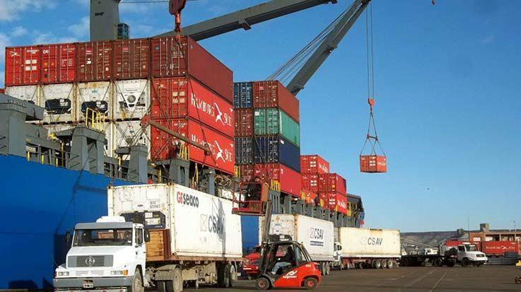 Exportaciones de España a América Latina.