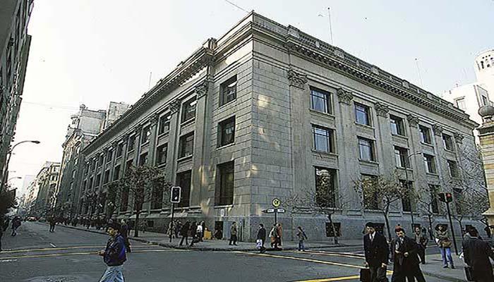 Banco Central de Chile.