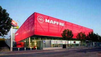 Oficina de la aseguradora Mapfre.