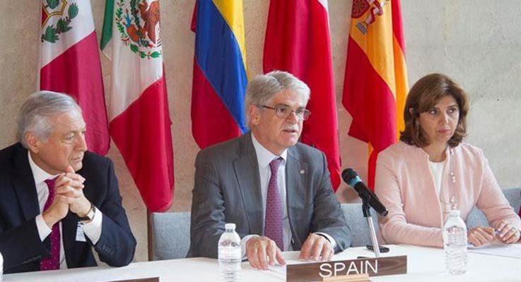 El ministro de Asuntos Exteriores y de Cooperación, Alfonso Dastis.