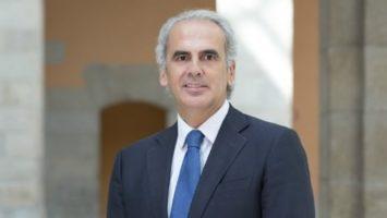 Enrique Ruiz Escudero, nuevo consejero de Sanidad de la Comunidad de Madrid.