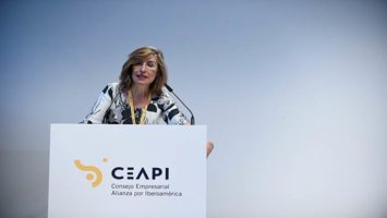 La presidente de Ceapi, Nuria Vilanova.