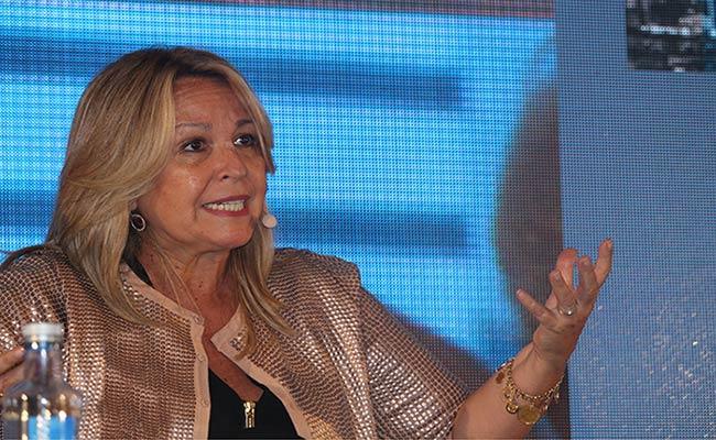 Trinidad Jiménez, exministra de Asuntos Exteriores.