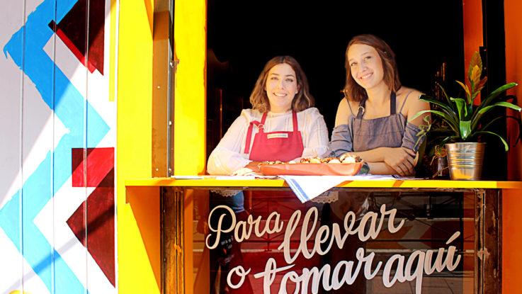 Andrea e Irene Berl, fundadoras de El Taper de mi Madre.