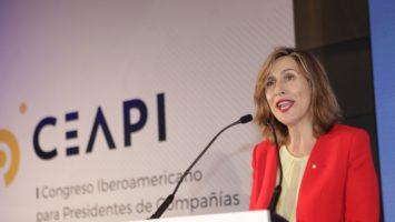 Nuria Vilanova, presidenta de Ceapi.
