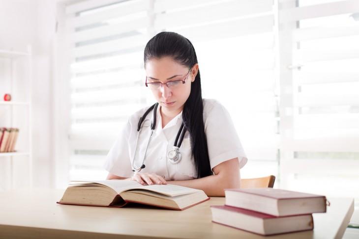 Estudiante de Medicina.