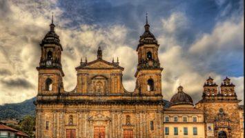 Catedral primaria de Bogotá.