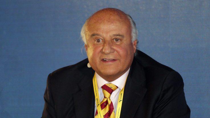 El presidente de Grupo Mistral, Jorge Massa.