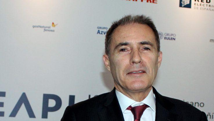 El presidente del Directorio La Viga, Diego Eduardo Martín de la Torre.