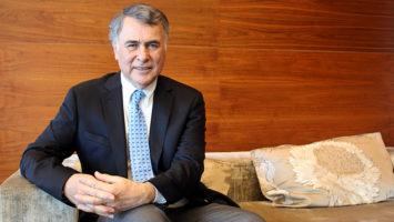 El presidente de Sonda, Mario Pavón.