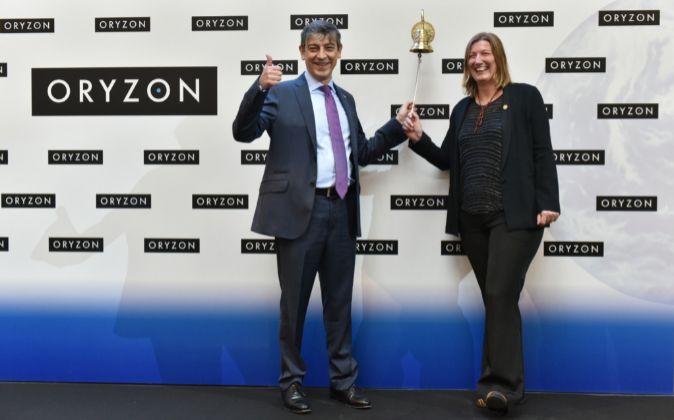 Lanzamiento a bolsa de Oryzon Genomics.