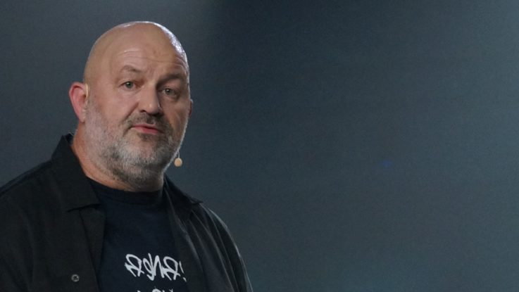 El vicepresidente y CTO de Amazon ,Werner Vogels.