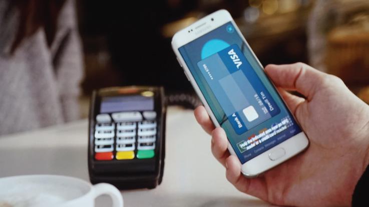 El 77% de los españoles utilizan el móvil para pagar.