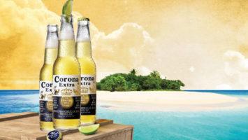 Corona Extra, marca mexicana en el top 100 mundial.