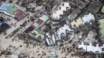 Daños ocasionados por el huracan Irma.