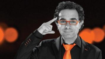 El polifacético actor y conferenciante español, Mago More.