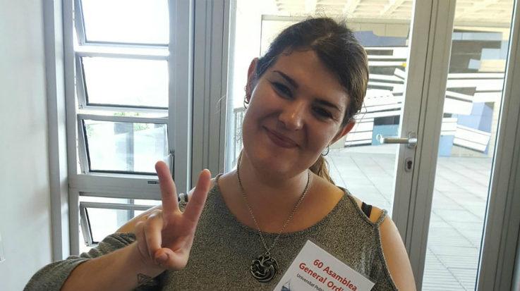 Carmen Romero, nueva presidenta de la Creup.