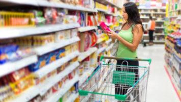 Cada español se gasta una media anual de 4.783 euros en los supermercados.