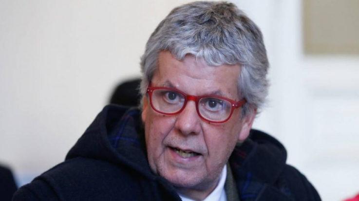 El ministro de Hacienda, Nicolás Eyzaguirre.