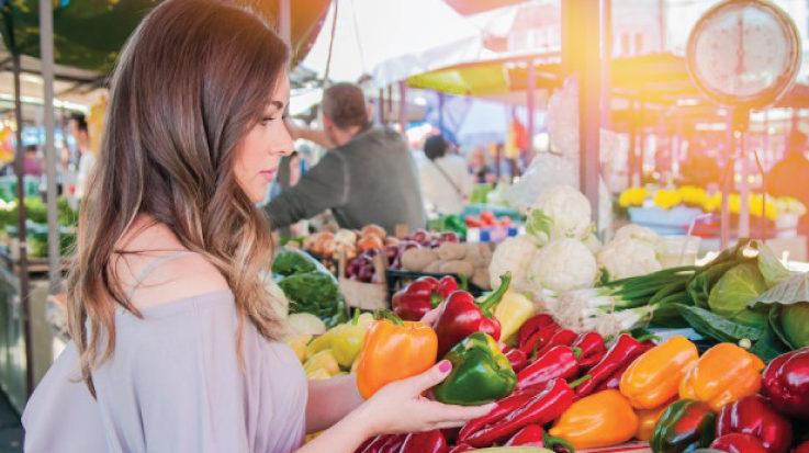 El encarecimiento de los alimentos eleva la inflación española.