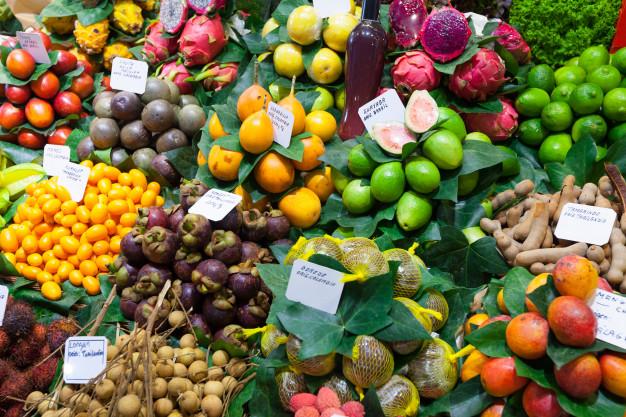 Las frutas, legumbres y hortalizas son las que más suben de coste.