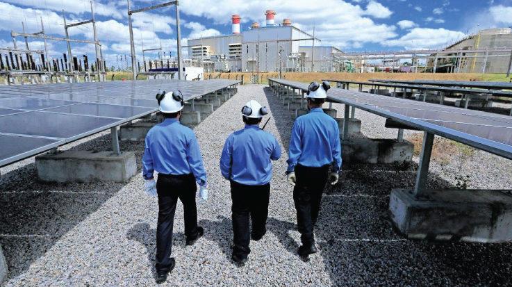 Enel ha vendido capital social de una cartera deactivos renovables enMéxico.