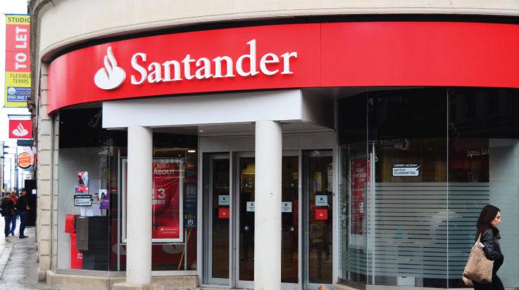 El Banco Santander confirma el buen estado de salud de la economía española.