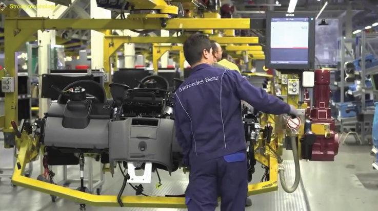 Mercedes-Benz do Brasil, invertirá alrededor de 600 millones de euros en su negocio de vehículos industriales.