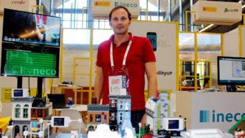 Jesús Vázquez, experto senior tecnológicos de la información de Ineco.