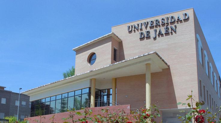 La Universidad de Jaén.