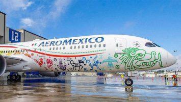 México y Madrid ha aumentado su conexión aérea en el último año llegando casi a los 2.000 vuelos.