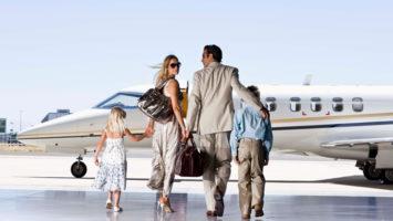 las familias han aprovechado los años de crisis para reducir su deuda y elevar su riqueza.