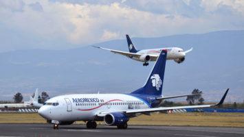 Japan Airlines y Aeroméxico firman acuerdo de código compartido.