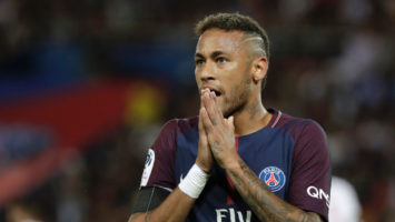 La Justicia de Brasil ha penalizado a Neymar.