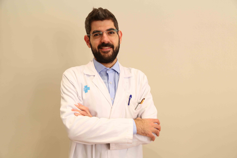César Velasco reconoce que, ante los retos del sector sanitario, la mejor solución está en la tecnología.