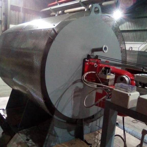 E&M suministrará a Cemengal un generador de gases calientes de 1,5 MW.